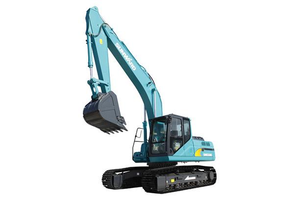 山河智能挖掘机SWE90E代理