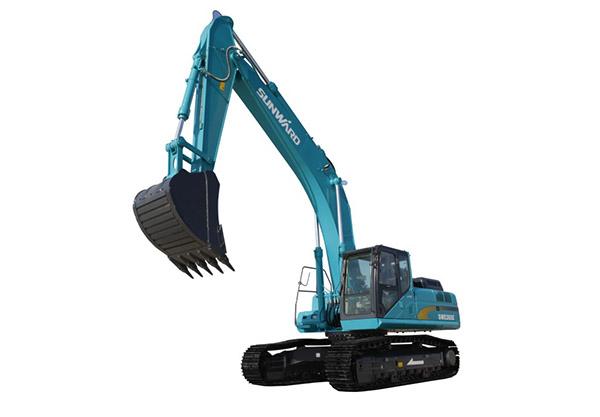 山河智能挖掘机SWE80E销售
