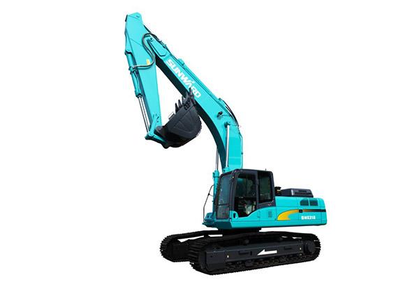 山河挖机SWE70E销售