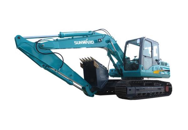 山河智能挖掘机SWE60E
